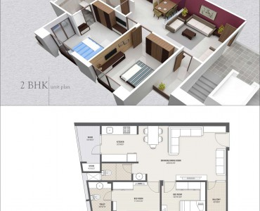 2_BHK_MAP