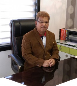 Mr.Ravindra Kumar Sanadhya Chairman of Suncity Dream Homes Pvt.Ltd