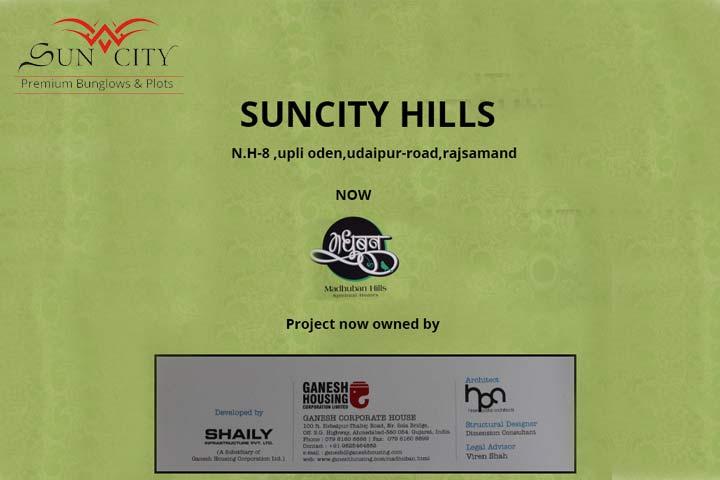 Suncity_hills (Now Madhuvan)
